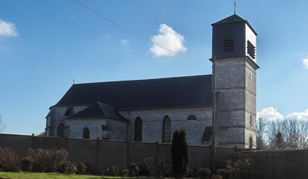 Eglise de Bouquemaison